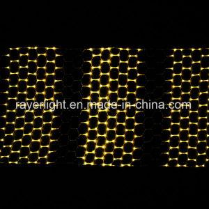 Nettoscan-dekorative Lichter des Beleuchtung-Projekt-des Weihnachtenim freien LED heller Feiertags-LED