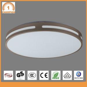Venda de fábrica Round LED das luzes de teto para o Quarto Design de Moda
