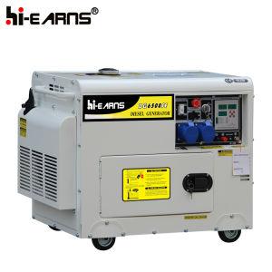 leises Energien-Generator-Set des Dieselmotor-5kw (DG6500SE)