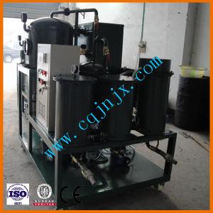Tzl-100 vacío efectivo purificador de aceite, Aceite de turbina de escape