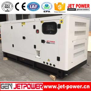 マレーシア100kw 125kVAの無声ディーゼル発電機Cummins Engineモデル6BTA5.9-G2