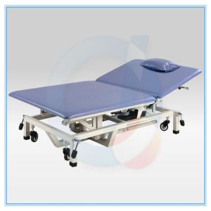 Electric Medical Camilla de masaje camilla de examen para fisioterapia