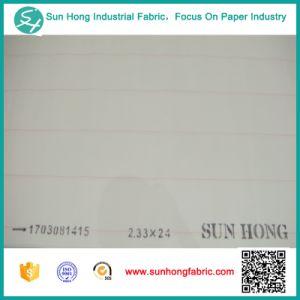 Formando una capa de tejido de fábrica de papel
