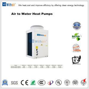 A água do ar Mini Chiller e bombas de calor