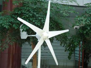 Pequeño generador de potencia del dínamo del molino de viento 300W con la certificación del Ce