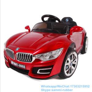 Carro de brincar via Kids Carro Eléctrico operado a bateria Toy Car