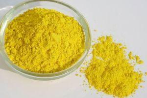 Het synthetische Oxyde van het Ijzer van Vlekken Geel voor het Schilderen, Dak, Baksteen
