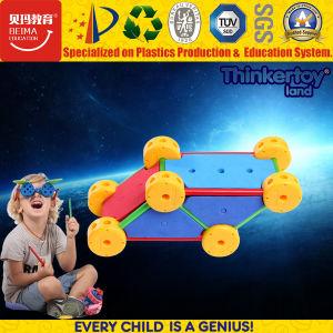 Pré-escolares de animais a atividade de brinquedos de plástico de desenvolvimento educacional