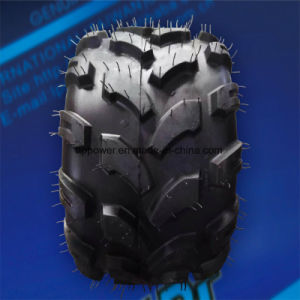 Pièces de moto de haute performance ATV Pièces Pneu tubeless avec un nouveau design