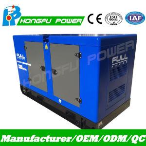 35kVA Weichai geöffneter Typ festlegendes gesetztes elektrischer Strom-Dieselerzeugung