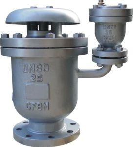 Из нержавеющей стали типа комбинации Двойной дроссель воздушный клапан сброса давления