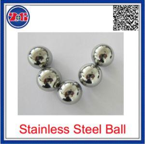 57.15mm G100 AISI 304 Válvula de Esfera de Aço Inoxidável
