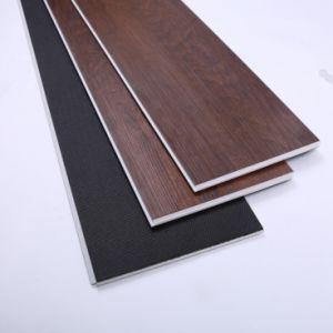 En el interior de roble pulido piso de vinilo de plástico flotante suelto Lay comercial de vinilo suelos de parqué Spc fabricante