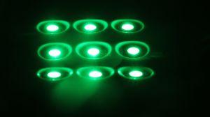 Il colore 0.72W 3LEDs di W/R/G/B impermeabilizza i moduli del contrassegno di SMD5050 LED per il contrassegno Inddor/esterno LED/Lightbox/lettere del metallo