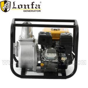 Portable 3pouce de la pompe à eau de l'essence moteur Honda GX200