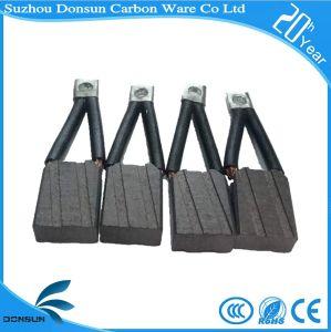 Xm704 cepillo de carbono para el uso del motor Industrial