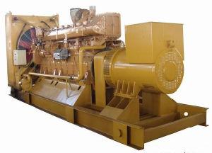 ロシアへの1000kwエクスポートへの大きい発電所のディーゼル発電機セット