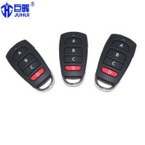 Telecomando senza fili di codice 433MHz del portello fisso universale rf del garage