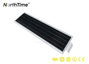 40 vatios todo en uno de los LED lámpara solar calle