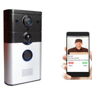 Neuer IR-Nachtsicht Doorphone videotür-Ring-drahtlose Wechselsprechanlage WiFi Türklingel