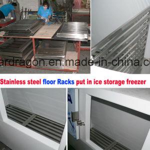 Geneigtes Eis-Gefriermaschine-Sortierfach Vt-400z
