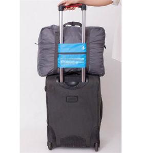 熱い販売防水ポリエステル携帯用Floding旅行オルガナイザー