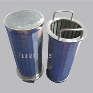 Filtrador de cesto do filtro de óleo