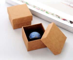ネックレスのためのボックスチェーンボックスかボックス、ペーパーギフト用の箱、Jewellryのギフト用の箱の包装