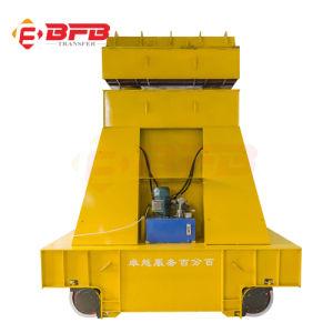 Шлак Pot передачи тележки на железных дорогах (KPT-30T)