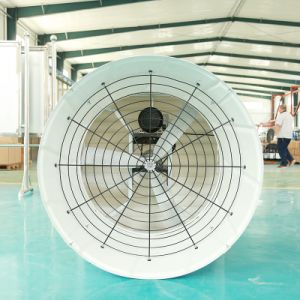 Energiesparender Abgas-Kegel-Ventilator des Klima-Kontrollsystem-52000CMH