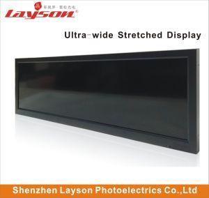 39 pouces ultra large de la barre d'affichage panneau LCD étirée Ad lecteur multimédia de réseau WiFi la signalisation numérique couleur pleine moniteur LED de la publicité Media Player