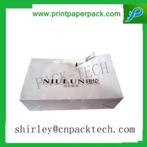 상한 주문 장방형 쇼핑 의복 선물 종이 봉지