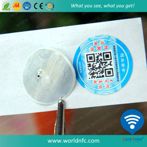 13.56MHz High Frequency I Code 1024bits RFID Tag