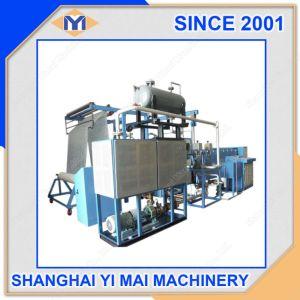 Ym56 raspar TPU PU PV de polvo de la película de recubrimiento y Tablet PC y la dispersión de la tarjeta de papel Máquina laminadora