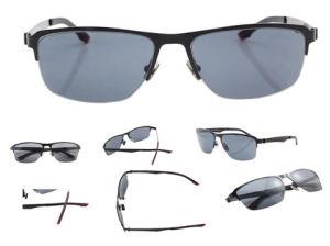 Gafas de titanio puro