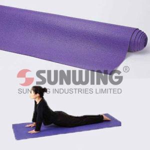 Оптовая торговля природным резиновые коврики для занятий йогой