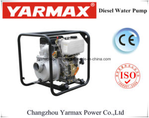 La main agricole usine la pompe à eau diesel