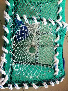 Fischerei des umsponnenen Seil-Hummer-Rahmen-/Weidenkorb-Fischerei-Geräts