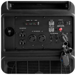 5.5KVA diesel do gerador de Inversor de Potência Silenciosa