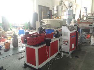La Chine PP/PVC/PE tuyau ondulé Making Machine avec un prix en PEHD tuyau ondulé en PVC de ligne de production