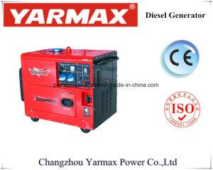Beste abgekühlter Dieselgenerator des Preis-niedrige Kraftstoffverbrauch-6kw Luft