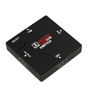 3 em 1 Mini-Smart switcher HDMI