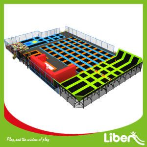Arena del trampolino, parco di divertimenti dell'interno del trampolino