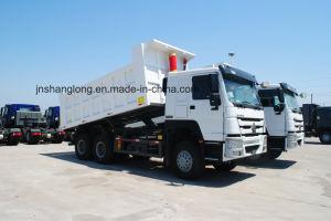 Sinotruk A7 6X4 371Euro-2 PS 20cbm Camion-benne