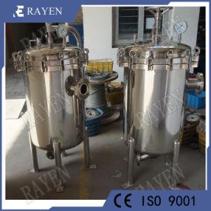 Aço inoxidável SS304 Donalson Pall Precision Vinho Cerveja Leite líquido 10 30polegadas de núcleo único de PP Membrana Micro do alojamento do filtro de Cartucho Multifunção Lenticular