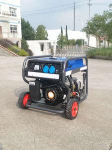 3kw 휴대용 가솔린 발전기 디지털 발전기 FC3600e