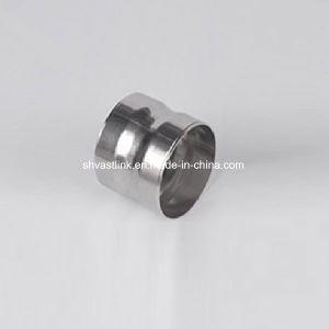 Accoppiamento della giuntura saldata dello zoccolo dell'acciaio inossidabile di 300 serie