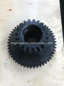カスタマイズされた黒いカラーゴム製ギヤカップリングのゴムギヤ