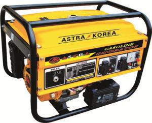 3kVA Ast Gasoline Generator Electric 3kw Gennerator