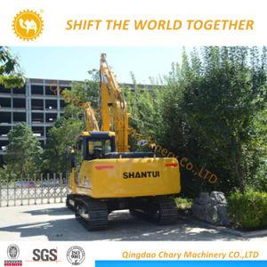 13ton marca Shantui escavadeira hidráulica se130 Venda Quente